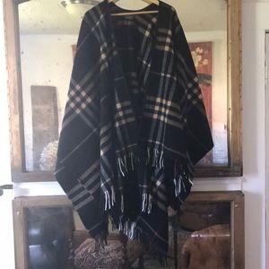 Gorgeous Burberry cape